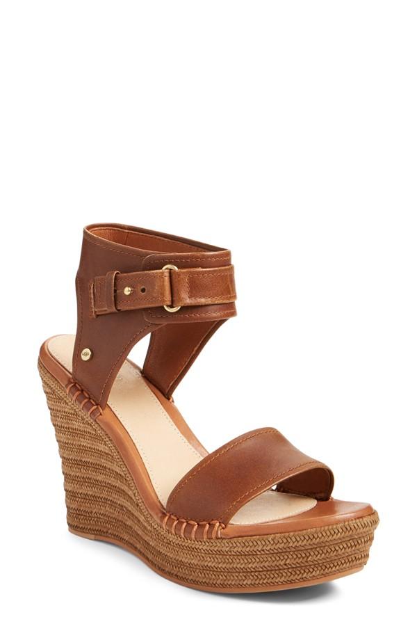 Shop Wedge Sandals Spring Summer 2016