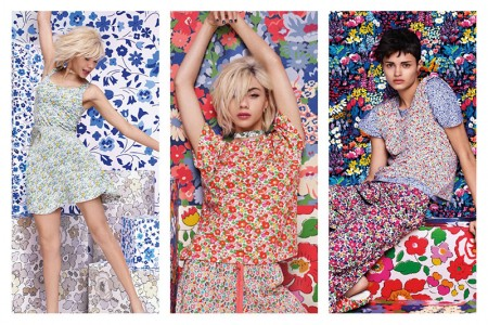 Flower Power: The Uniqlo x Liberty London Collab Has Arrived