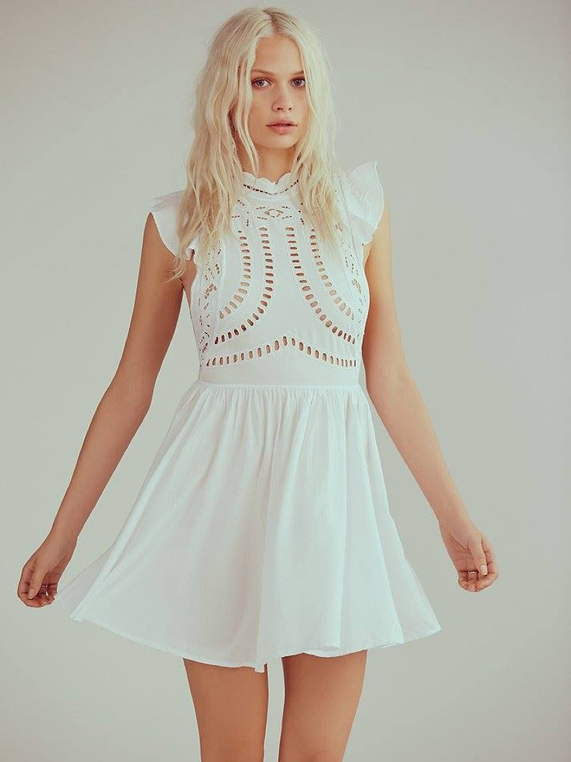 Come Clean: Free People Makes Wearing All White Look Easy