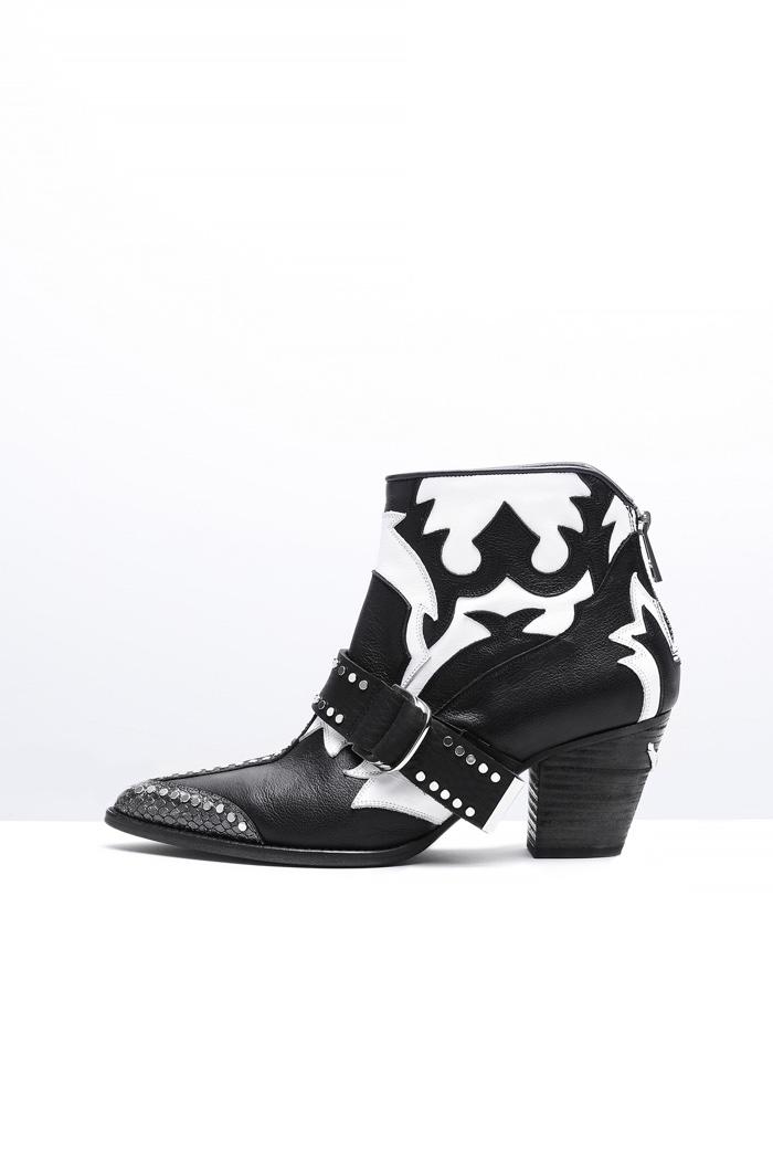 Zadig & Voltaire Cara Western Boots