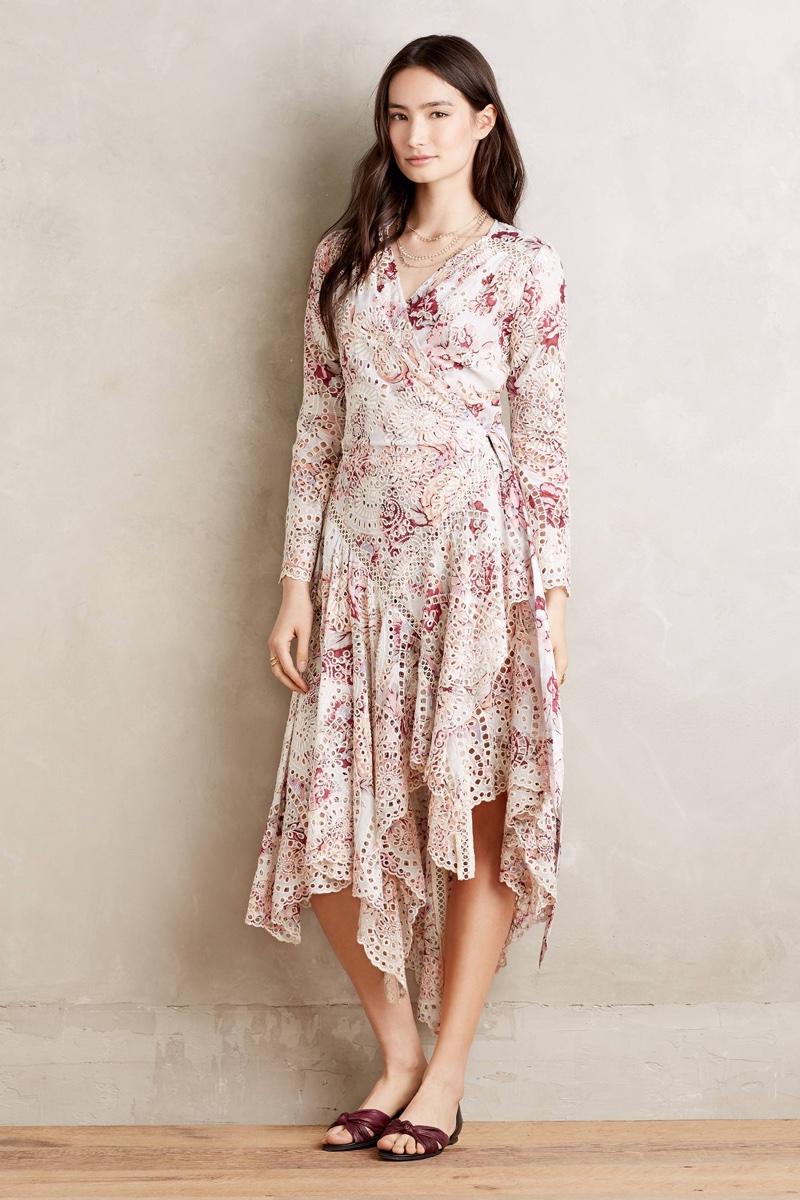 Zimmermann Epoque Needlework Dress