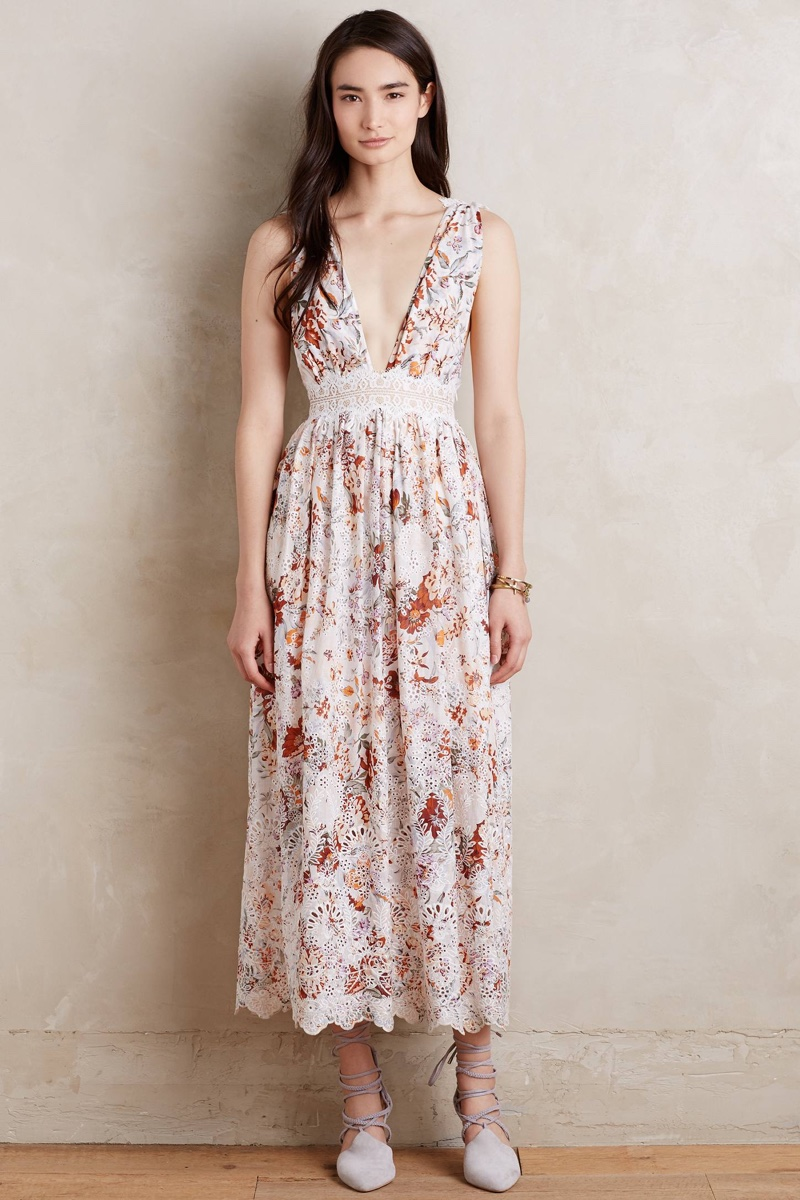 Zimmermann Flutter Lace Dress