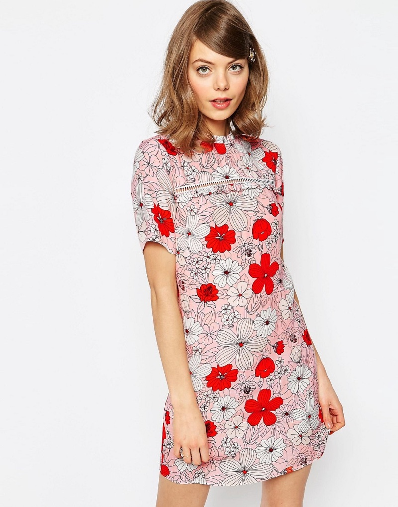 Flower Power 8 Pretty Floral Print Dresses Fashion Gone Rogue