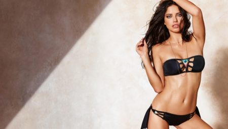 Bombshell Alert! Adriana Lima is the New Face of Calzedonia Swimwear