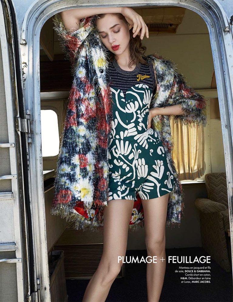 Model: Anais Pouliot   Fashion Gone Rogue