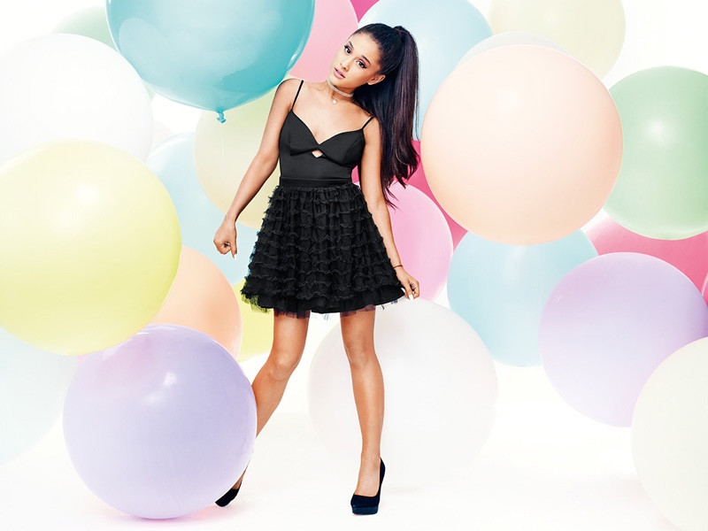 Take On Prom Season with Ariana Grande's Lipsy Collab