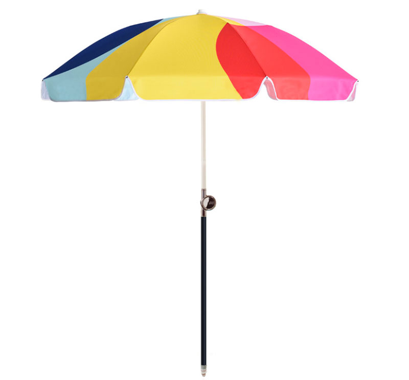 Basil Bangs Beach Umbrella