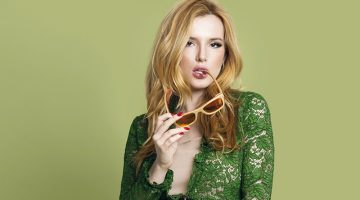 Bella Thorne Stars in the April Issue of Marie Claire Indonesia
