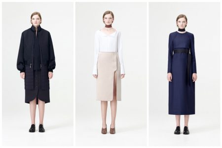 COS' Fall 2016 Collection Features Modern & Clean Shapes