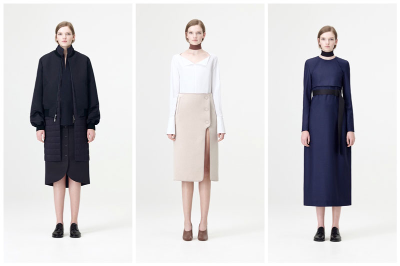 42e53c83b60 COS  Fall 2016 Collection Features Modern   Clean Shapes