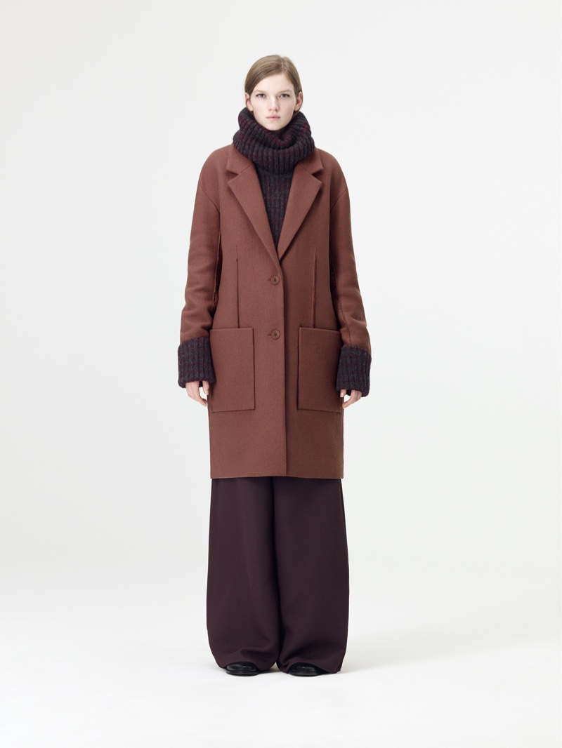 Cos Clothing 2016 Fall Winter Lookbook