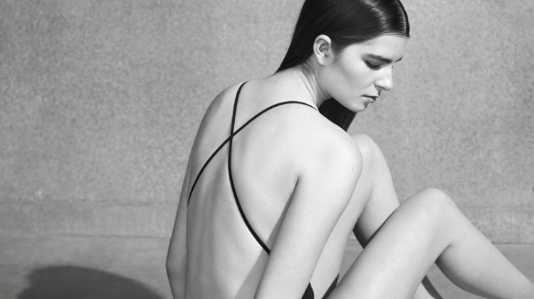 COS Dives Into Swimsuit Season with Minimal Styles