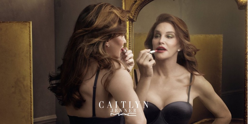 Caitlyn Jenner stars in MAC Cosmetics campaign for Finally Free lipstick