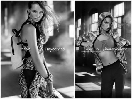 Calvin Klein's New Performance Ads Will Inspire You to Work Out