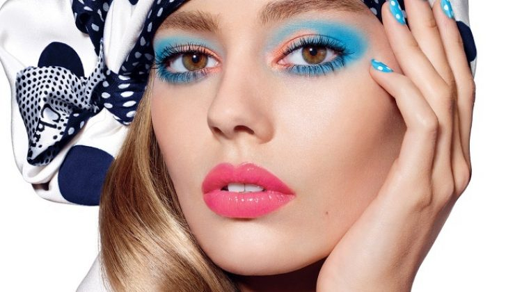 Dior Brings a Pop of Color with its 'Milky Dots' Makeup