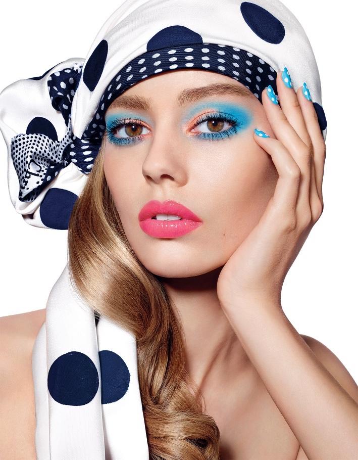 Dior introduces Milk Dots Makeup collection