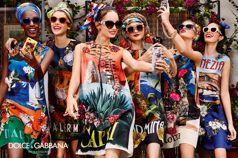 Dolce & Gabbana introduces spring-summer 2016 eyewear campaign
