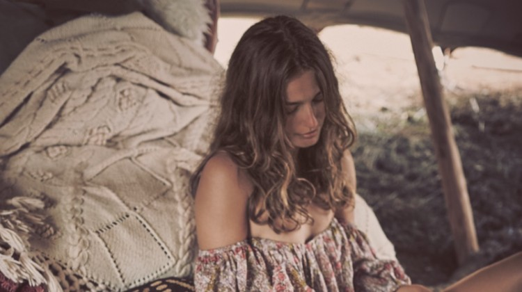 Free People's April Catalog Embraces Cool Festival Fashion