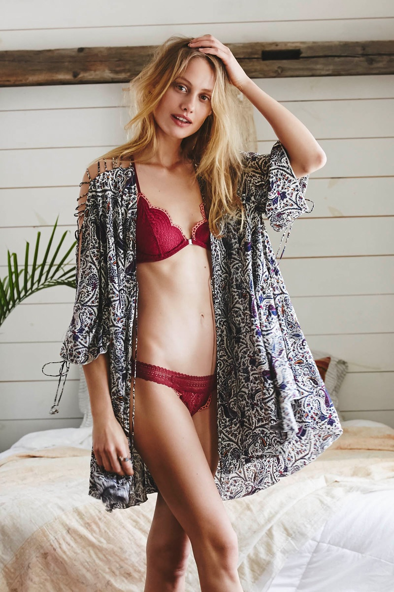 Free People Offers the Most Lounge-Worthy Lingerie Looks