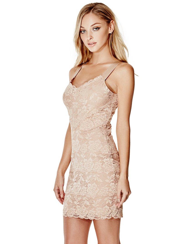 Guess Jessica Sleeveless Lace Dress