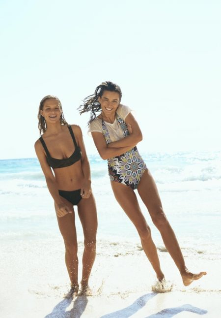H&M Dives into Summer with New Swimsuit Styles