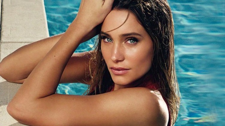 Hannah Davis Rocks Hot Swimsuits for Health Cover Story