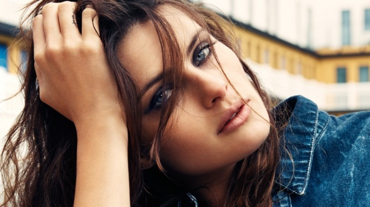 Isabeli Fontana is the Ultimate L'Oreal Beauty for Grazia France