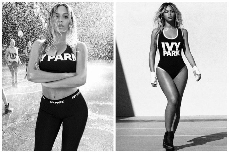 New arrivals: Beyonce's Ivy Park activewear line