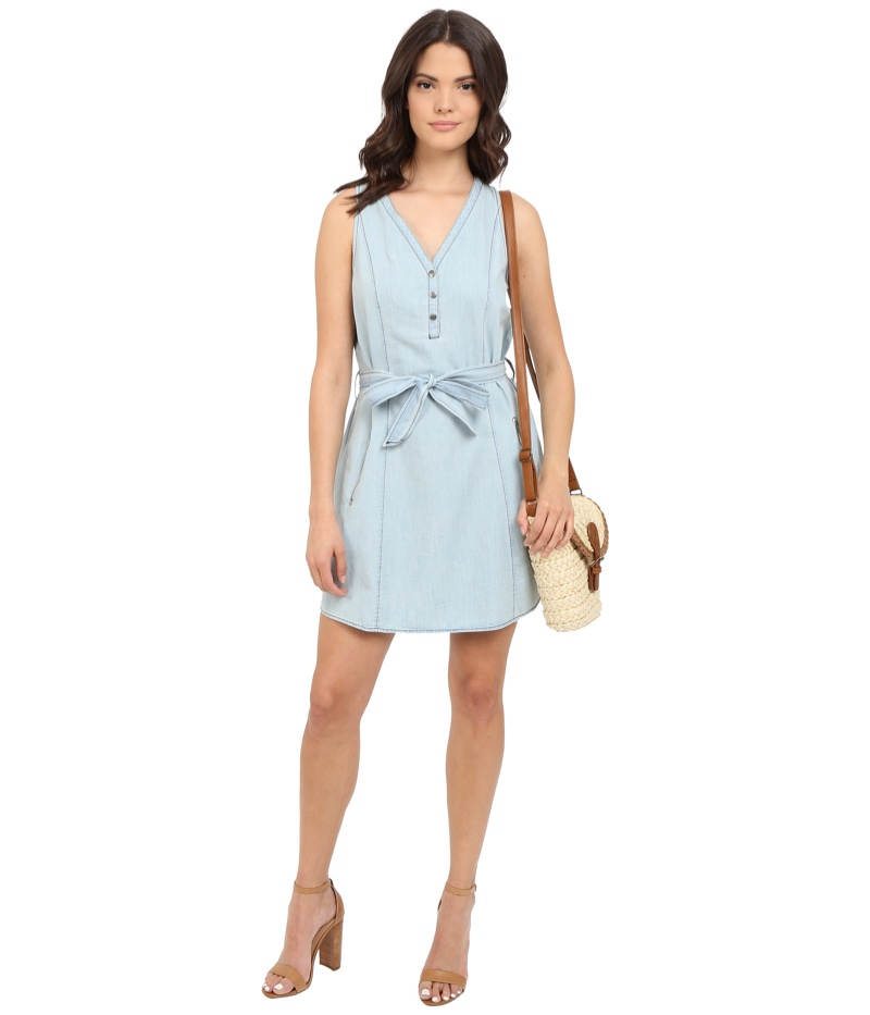 Jack by BB Dakota Jacomina Chambray Dress