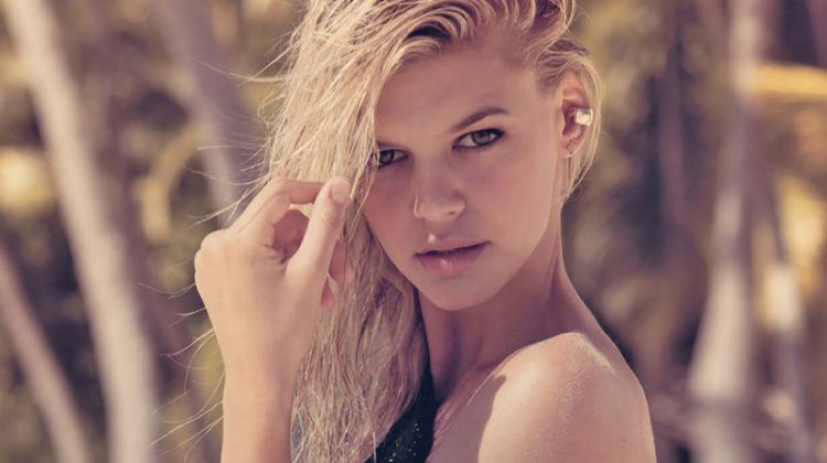 'Baywatch' Babe Kelly Rohrbach Hits the Beach for GQ Mexico