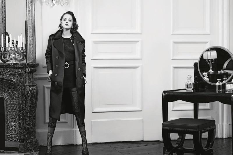 Kristen Stewart stars in Chanel's Paris in Rome pre-fall 2016 campaign