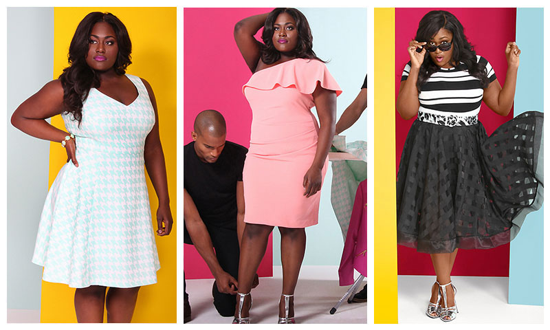 New arrivals: the Christian Siriano x Lane Bryant clothing collab is here