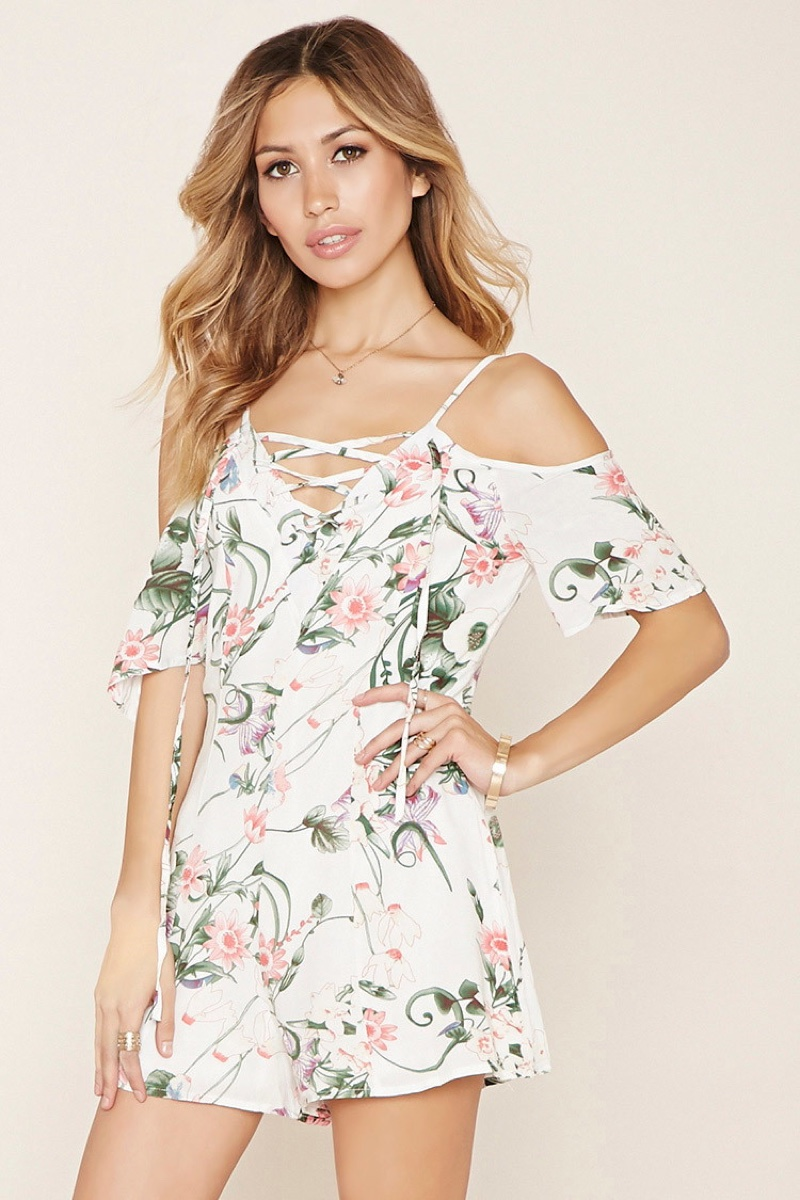 Forever 21 Spring Summer 2016 Floral Pieces Fashion