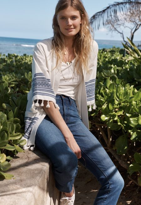 Madewell Has Us Dreaming of Summer with Its New Styles