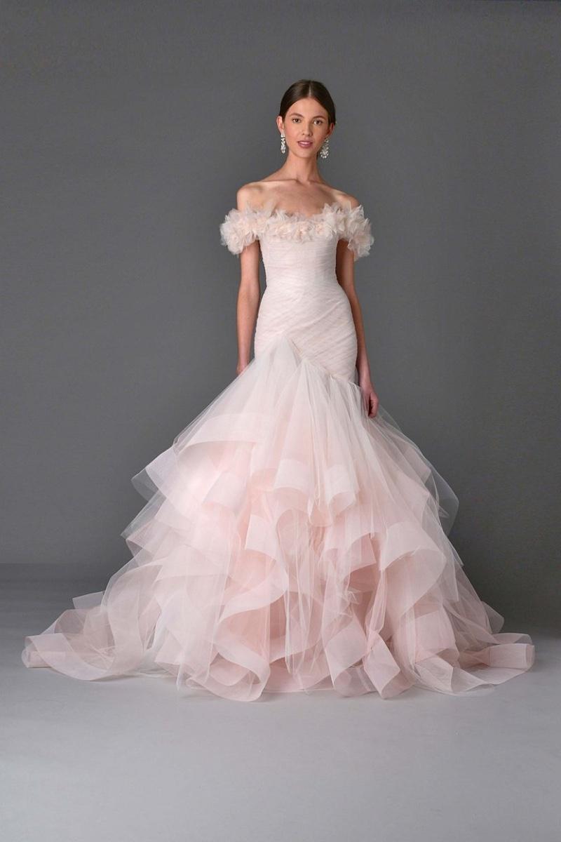 Marchesa Bridal Does Diaphanous Gowns for Spring 2017 – Venus Club