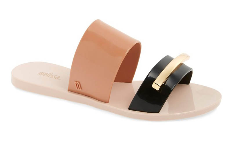 Melissa Wonderful II Slide Sandal