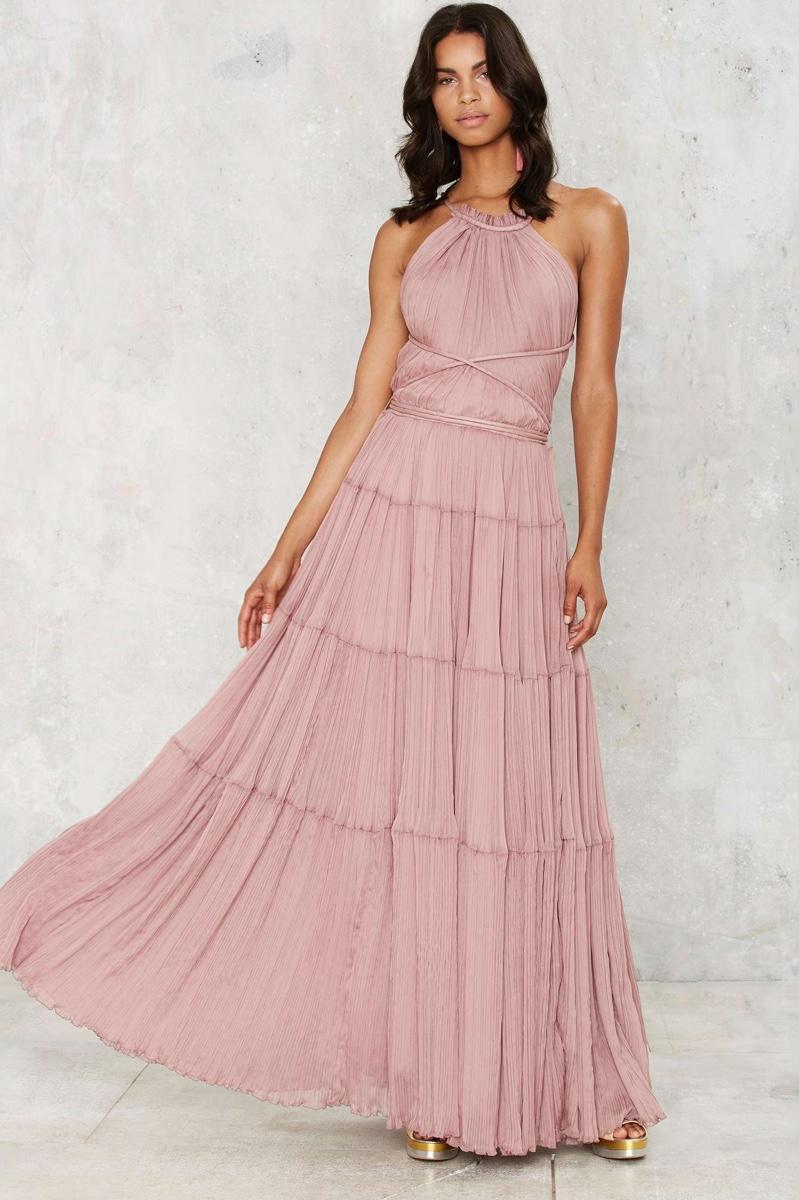 Nasty Gal Bacall Maxi Dress