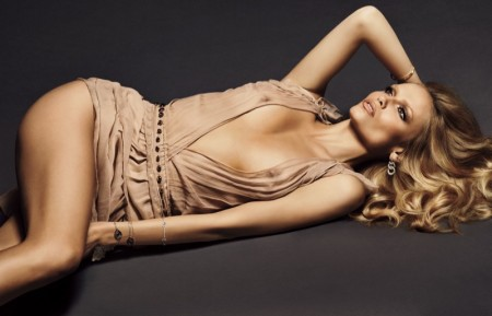 Natasha Poly Seduces in Lingerie Inspired Styles for Vogue Japan