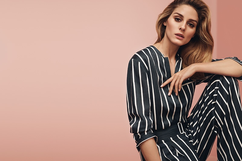 Olivia Palermo stars in MAX & Co's spring-summer 2016 campaign