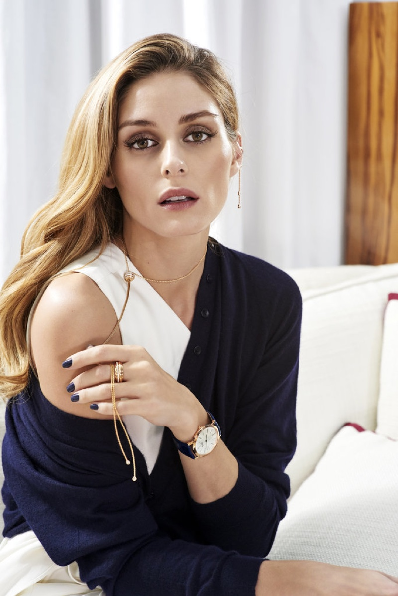 Olivia Palermo stars in Piaget Possession 2016 campaign