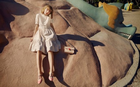 Orla Kiely Goes Back to the Playground for Spring '16 Campaign