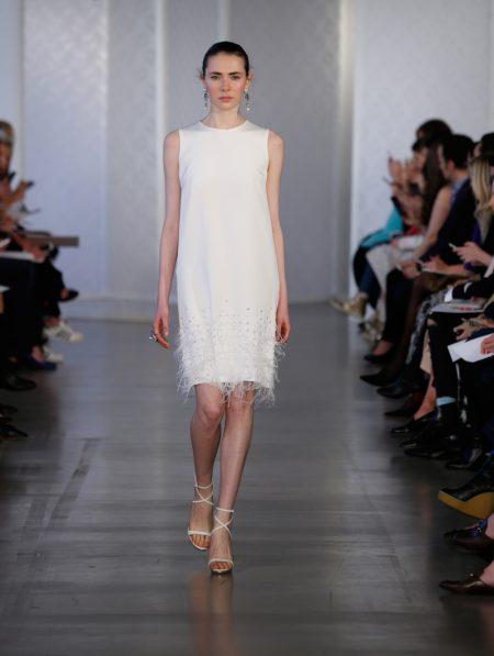 Oscar de la Renta's Spring 2017 Bridal Collection is Pure Elegance