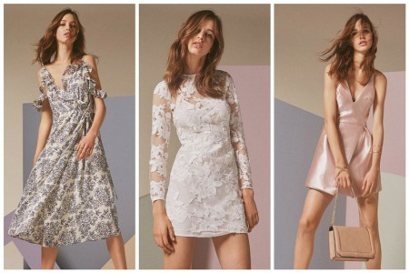 Take On Special Occasion Season with These Topshop Dresses