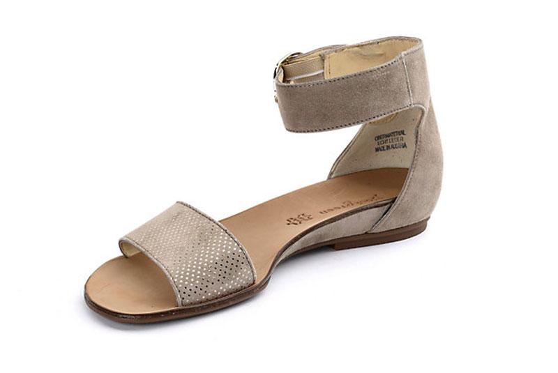 Paul Green Soft Kidskin Suede Sandals