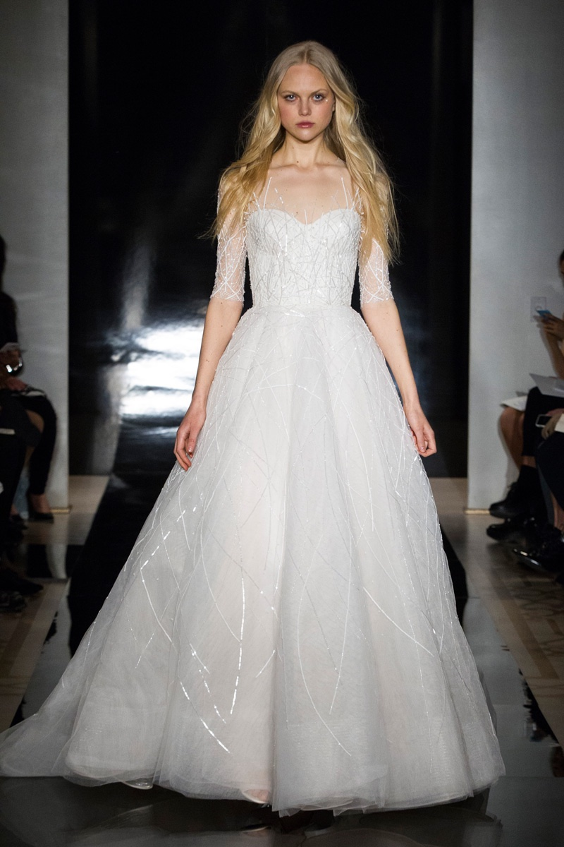 Reem Acra Bridal Spring 2017 Dresses18