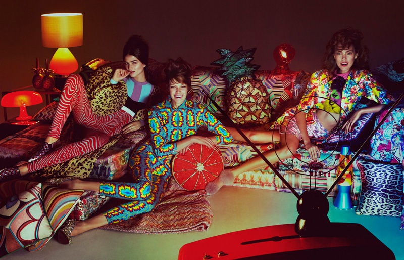 Andrew Yee Captures Technicolor Fashion for How to Spend It