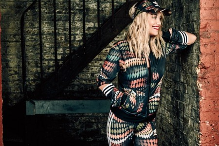 Rita Ora Brings on the Lights for New adidas Originals Collab