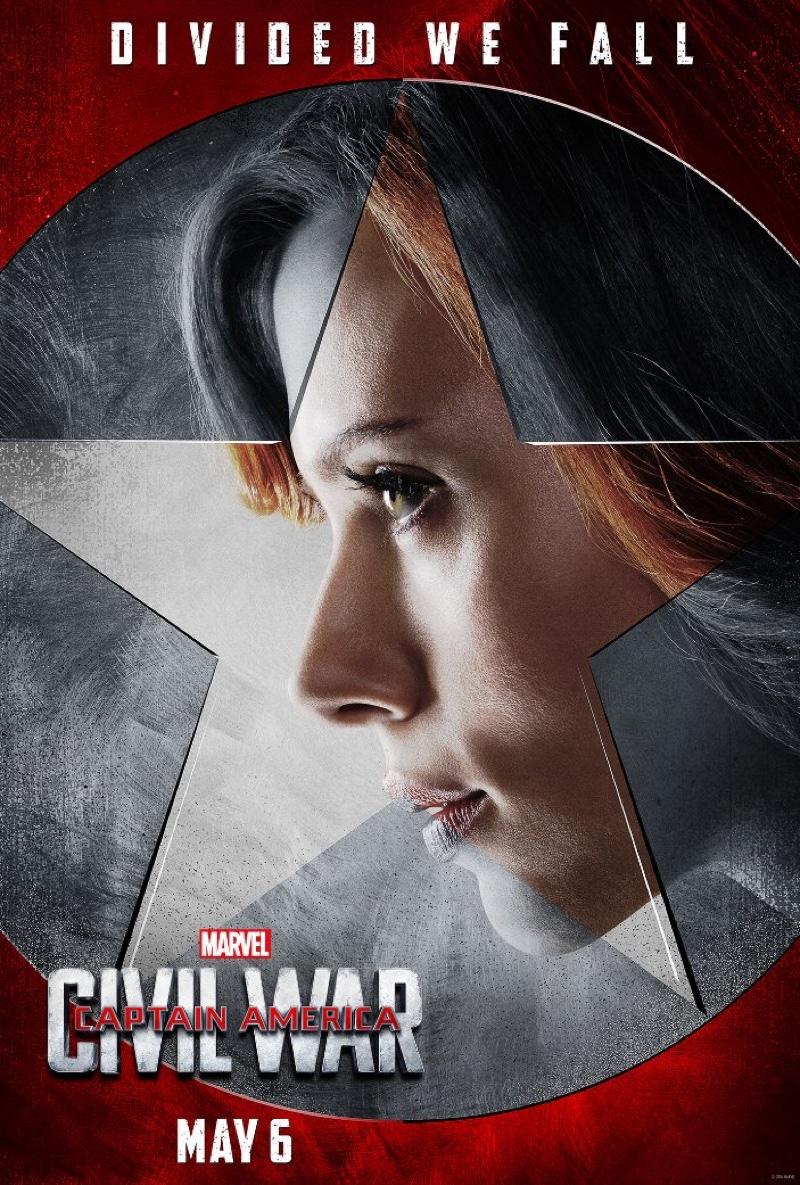 Scarlett johansson black widow poster - photo#42
