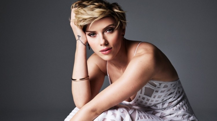 Scarlett Johansson Covers Cosmopolitan, Speaks On Equal Pay in Hollywood