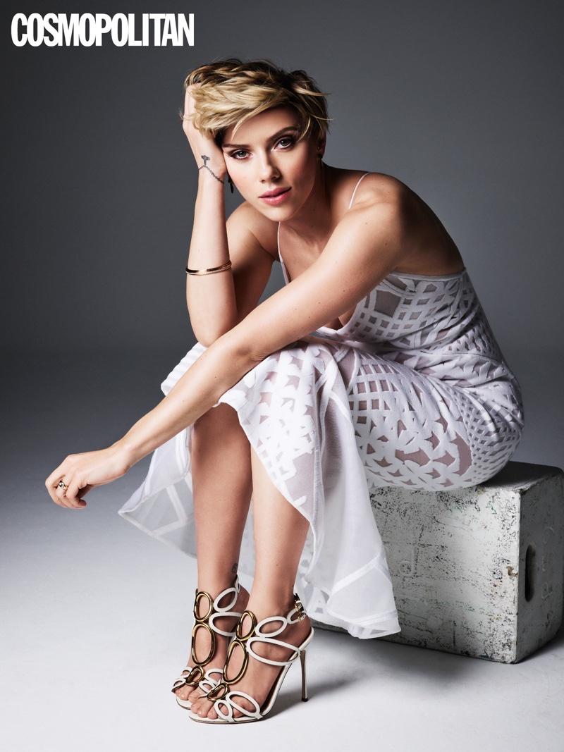 Scarlett Johansson Cos...